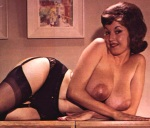 JULIE WILLIAMS 'THE BOSOM', musa de Russ Meyer