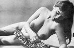 """MICHELLE ANGELO, fiel exponente de lo que hoy se denomina """"puffy nipples"""""""
